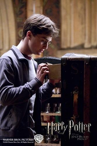 Foto de Nuevas fotos de Harry Potter 6 (1/4)