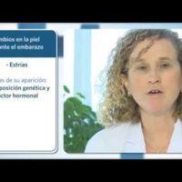 Cambios en la piel durante el embarazo (vídeo)