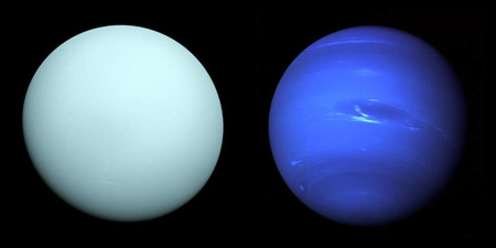 """La NASA concluye su estudio para conocer mejor a los """"gigantes de hielo"""""""
