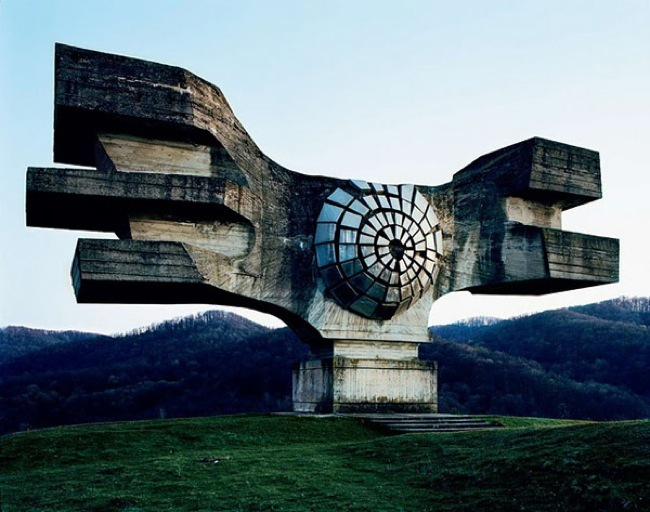 Foto de Spomenik, la Yugoslavia más cósmica (9/12)