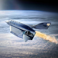 El turismo espacial logra un nuevo hito: el avión espacial de Virgin Galactic llega por primera vez a los límites del espacio