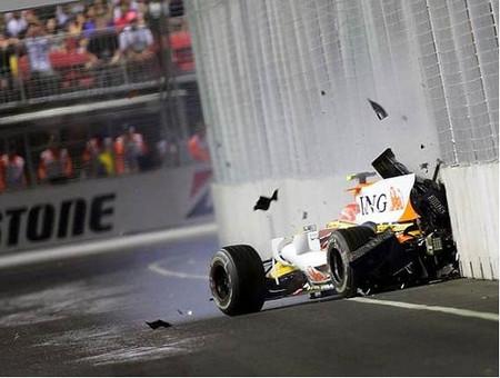 Renault reconoce reunión y la idea del accidente, señalando a Piquet como artífice