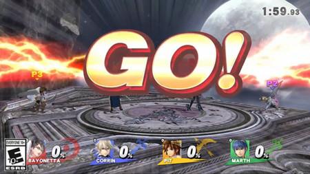 Vídeo con gameplay de Smash Bros., en la torre del reloj de Umbra