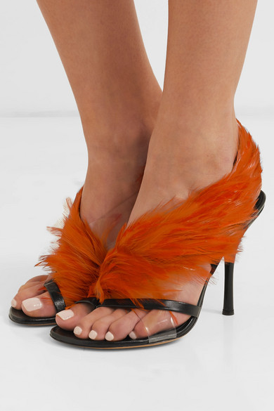 Zapatos Plumas 05