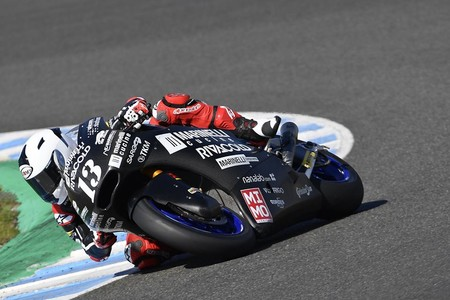 Romano Fenati Jerez Moto2 2018