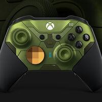 Ya se puede reservar el nuevo control Xbox Elite Series 2 de 'Halo Infinite' en Amazon México