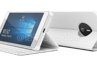¿Es éste el famoso Surface Phone de Microsoft del que tanto hemos oído hablar?