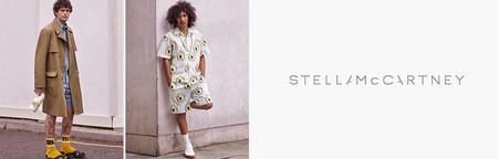 Descubre la colección debut de Stella McCartney en la moda masculina