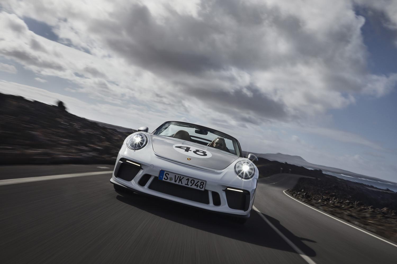 Foto de Porsche 911 Speedster 2019 (7/43)