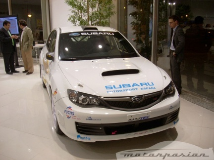 Subaru Impreza Cup