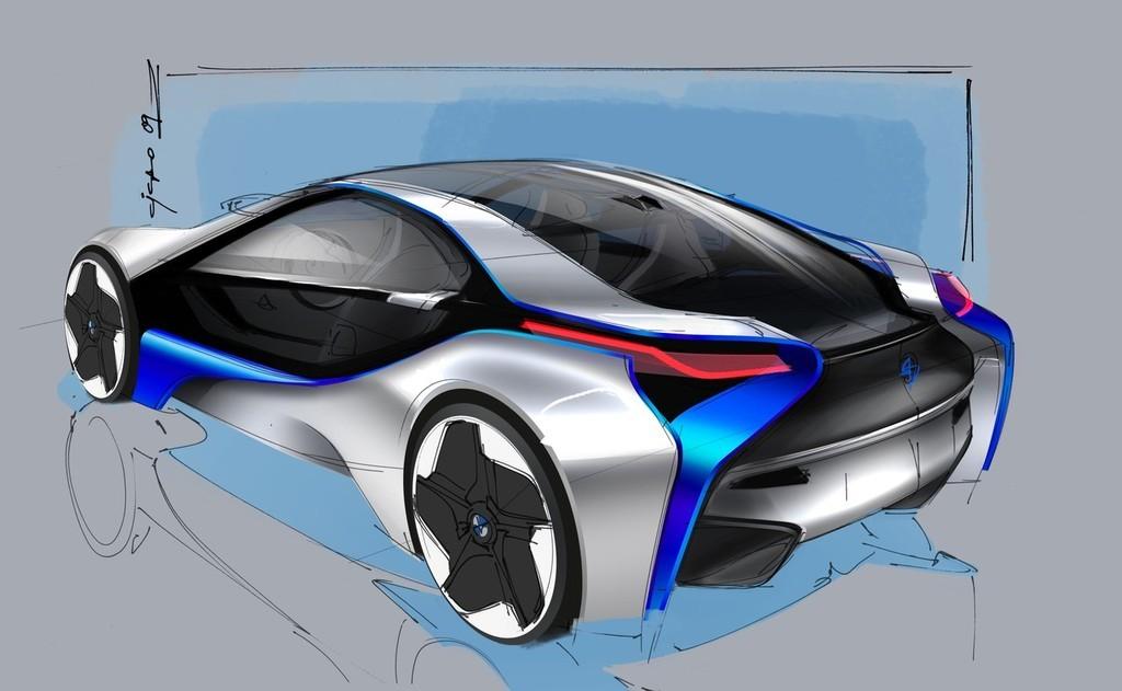 Foto de BMW Vision EfficientDynamics 2009 (26/92)
