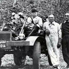 Foto 5 de 15 de la galería mercedes-benz-unimog-1946-2016 en Motorpasión
