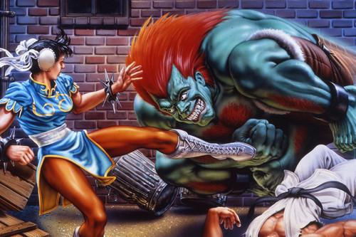 En verano y hace más de 20 años: así jugamos a Street Fighter por primera vez