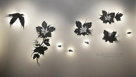Dale un toque sofisticado a tu casa con los bajo relieve retro iluminados de Diva