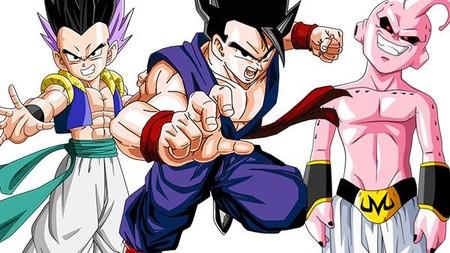 Gotenks, Kid Buu y Gohan adulto confirman su presencia en Dragon Ball FighterZ como nuevos personajes
