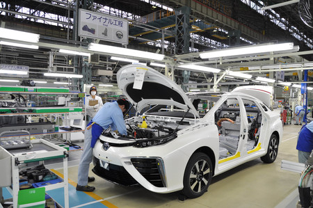 Toyota Código QR