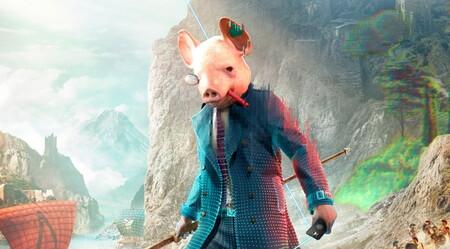 Las portadas de los juegos de Ubisoft en Xbox One son mejores con la máscara de cerdo de Watch Dogs Legion