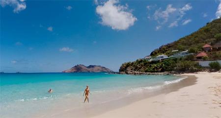 Vacaciones de lujo en las Antillas Francesas