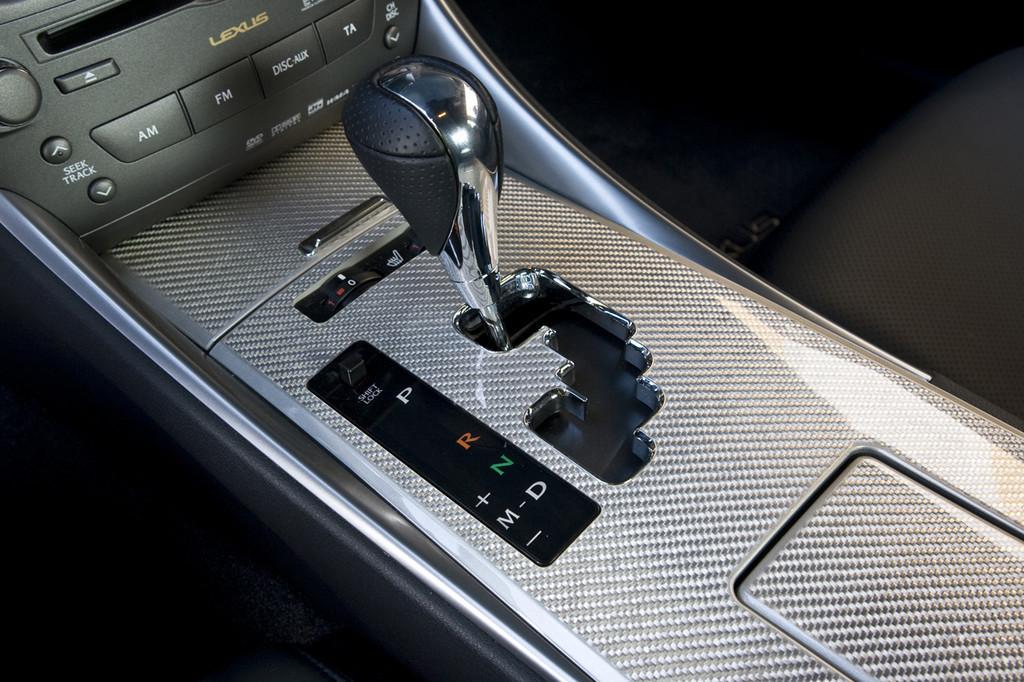 Foto de Lexus IS-F (111/111)