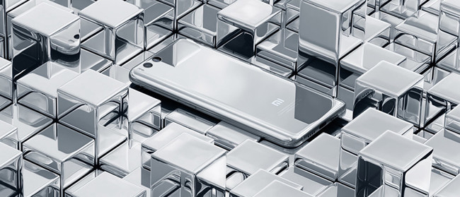 Xiaomi Plateado