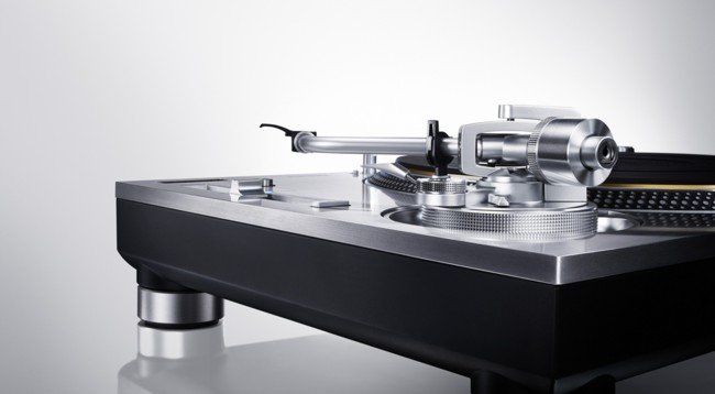 Direct Drive Turntable System Sl 1200gae 1