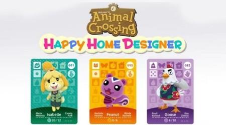 Animal Crossing Cartas Amiibo