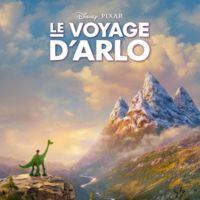 'El viaje de Arlo' ('The Good Dinosaur'), póster de la nueva película de Pixar