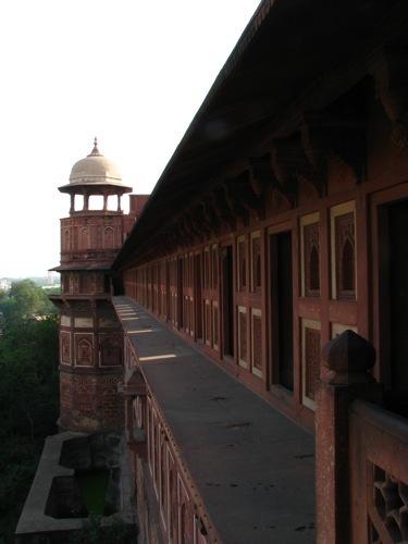Caminos de la India: Agra