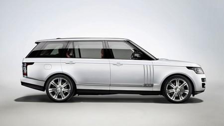 Land Rover Range Rover Lwb Svautobiography 1