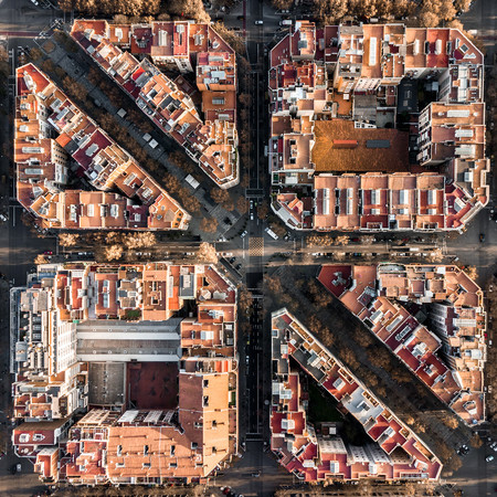 Barcelona From Above Marton Mogyorosy 04