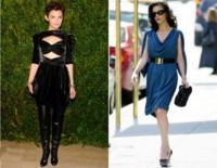 Vestidas por Vionnet: ¿Catherine o Ginnifer?
