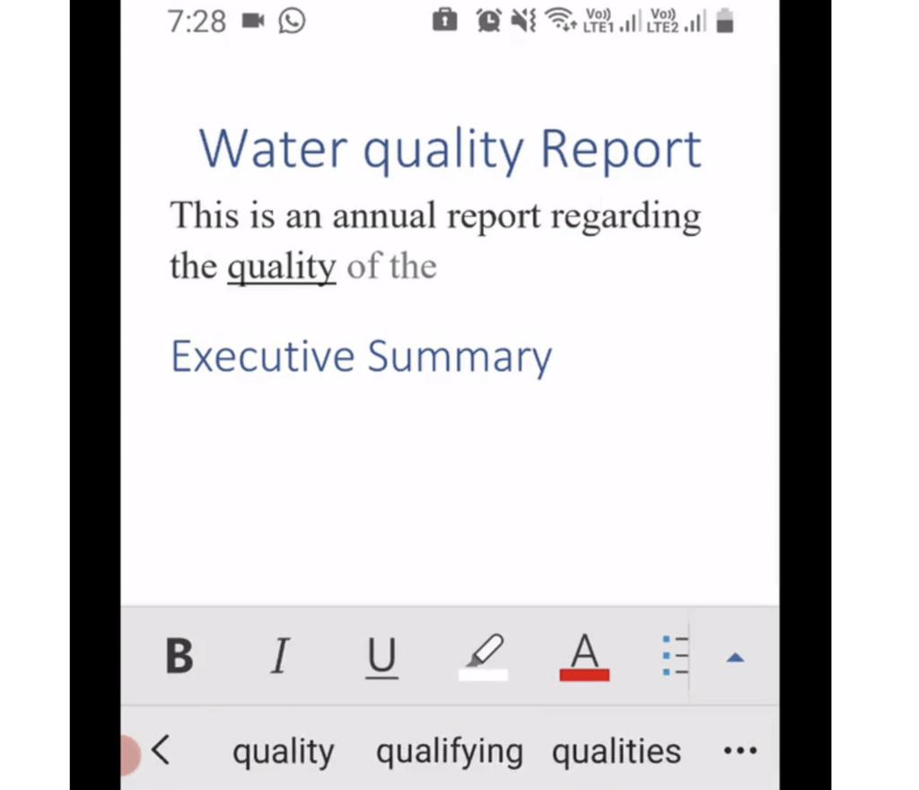 El texto predictivo de Word llega a Android para ahorrarnos tiempo al escribir y minimizar los errores