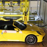 La app My Porsche permite ahora a los clientes del Porsche 911 no perderse ni un detalle de la fabricación de su coche hasta su entrega