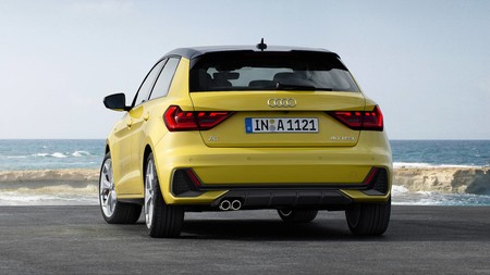 Audi A1 2019 4
