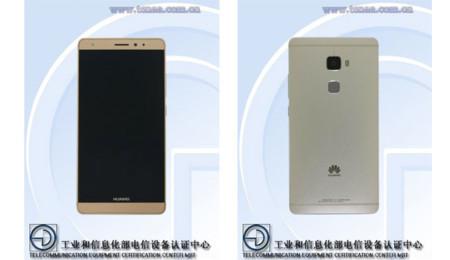 Filtración de un Huawei de TENAA