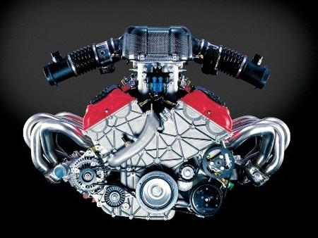 Ferrari: de la Fórmula 1 a la calle. Motores