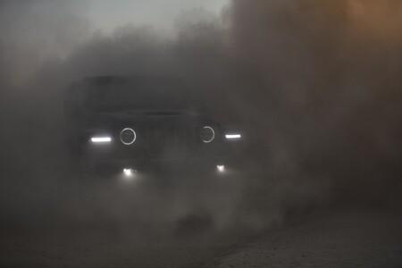 Jeep Wrangler Teaser 2022
