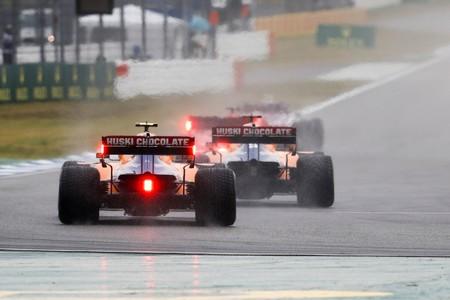 Mclaren Hockenheim F1 2019
