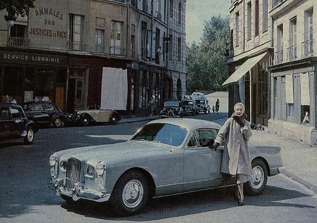 Bentley Cresta II