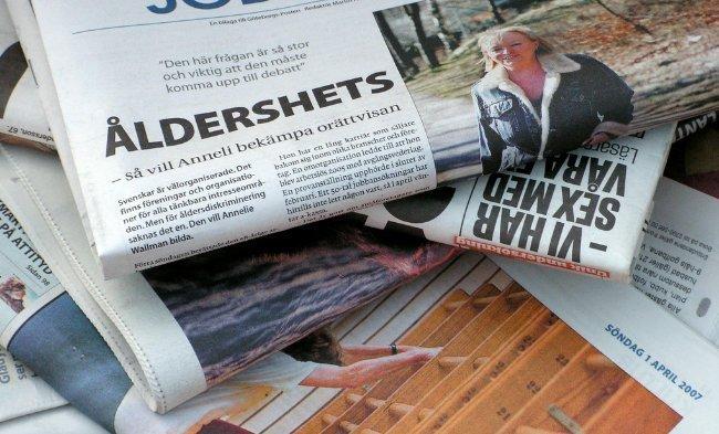 periodicos prensa papel