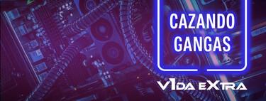 Las 25 mejores ofertas de accesorios, monitores y PC Gaming (HP, Corsair, MSI...) en nuestro Cazando Gangas
