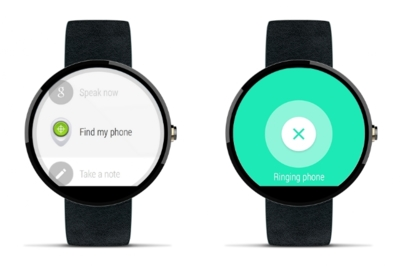 Android Device Manager hace su llegada a Android Wear