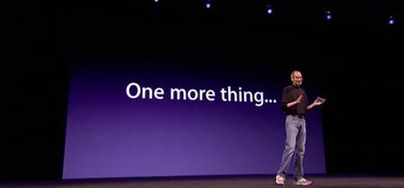 One More Thing...  Phablets, accesorios para las vacaciones y el negocio de hacer grandes cambios