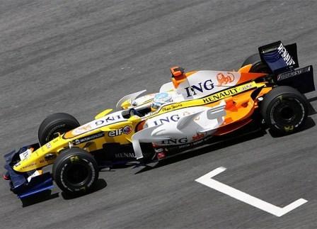 Los problemas de Alonso en los primeros libres de Sepang