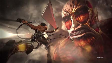 Koei Tecmo da más detalles sobre el juego de Attack on Titan para Playstation
