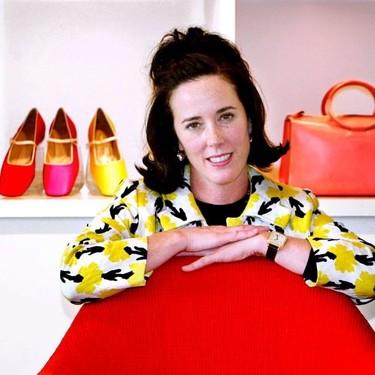 La diseñadora Kate Spade muere a los 55 años en Nueva York