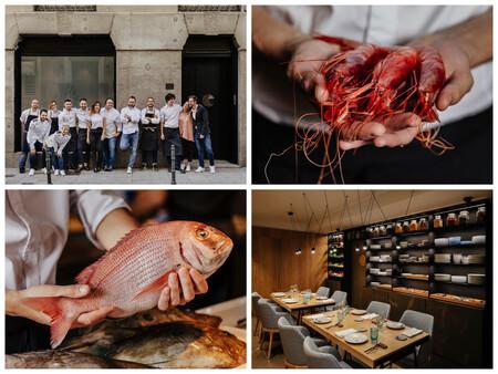 Desde El Puerto De Roses Hasta Las Cocinas De Estimar En Madrid Y Barcelona Todo Siempre Versado Sobre El Producto Y Tratarlo Lo Menos Posible