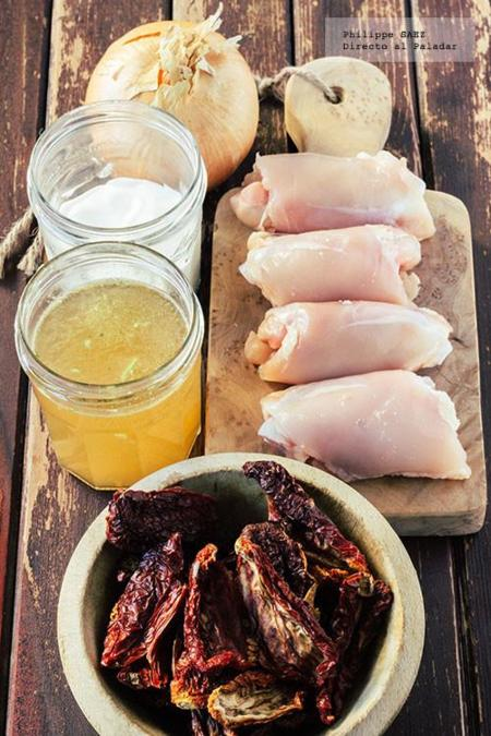 Pollo Jitomate Deshidratado 2