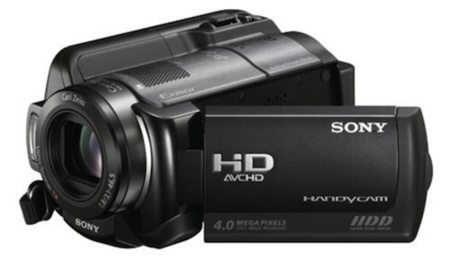 HDR-XR105E
