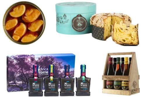 22 productos 'gourmet' para hacer el mejor regalo de Navidad de última hora